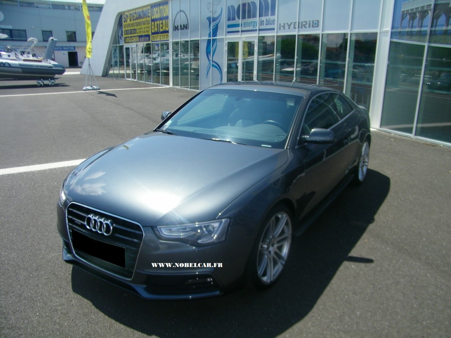 AUDI A5 COUPE V6 3.0L TDI 245CV 20558 Kms D'OCCASION GIRONDE 33